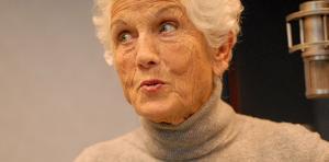 Freda Meissner Blau, 86